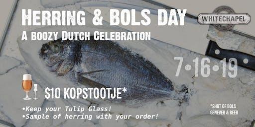 Herring & Bols Day @ Whitechapel SF