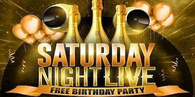 Saturday Night Live Free Birthday Party