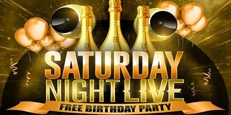 Saturday Night Live Free Birthday Party tickets