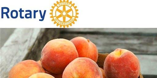 2019 Brighton Rotary Peach and Pear Sale