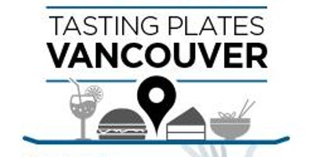 Tasting Plates Commercial Drive tickets