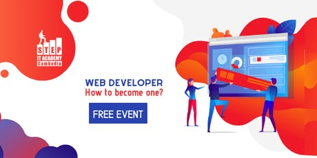 Web Developer - how to become one? tickets