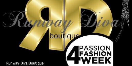 Runway Diva Fashion Show