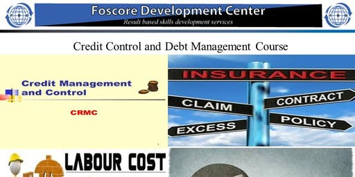 Credit Control and Debt Management Course