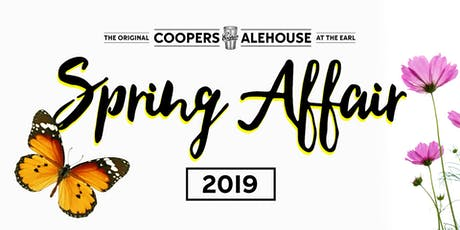 2019 Spring Affair Wine Tour tickets