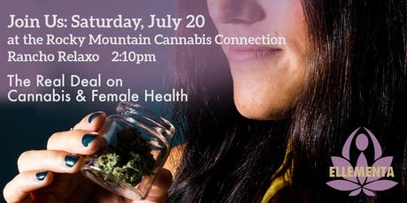 Ellementa: The Real Deal on Cannabis & Female Health tickets