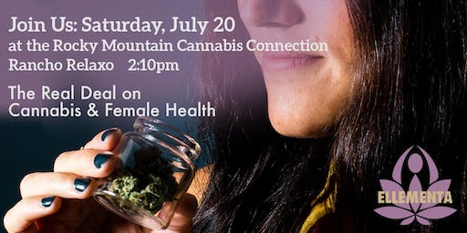 Ellementa: The Real Deal on Cannabis & Female Health