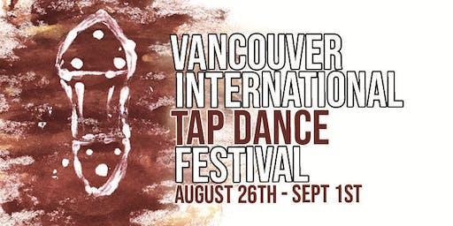 VanTap Fest - Community Conversation - Tap Dance in Media
