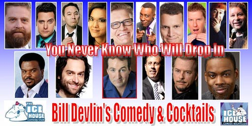 Limited Comp Tickets ICE HOUSE Comedy Club Pasadena, CA