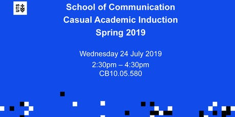 Spring Casual Academic Induction  tickets
