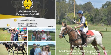Polo - Walsh Accountants Entrepreneurs Cup 2019 tickets