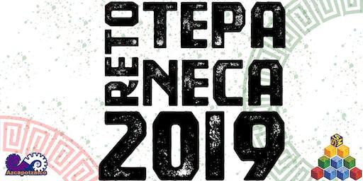 Reto Tepaneca 2019