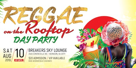 Reggae on the Rooftop tickets