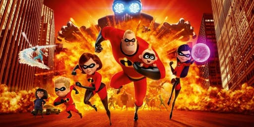 Southern Highlands Under the Stars Outdoor Movie Night - Incredibles 2