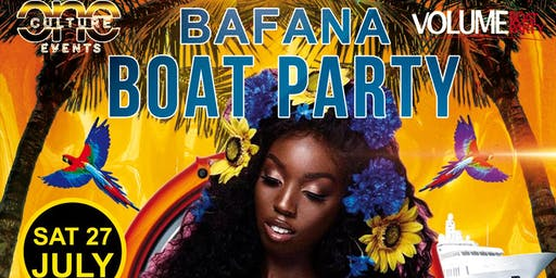 BAFANA BOAT PARTY