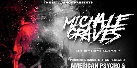 Michale Graves @ Holy Diver tickets
