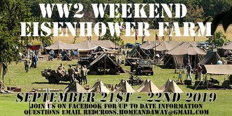 WW2 Weekend Eisenhower Farm tickets