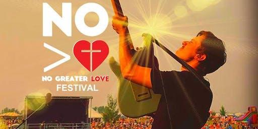 No Greater Love Music Festival 2019