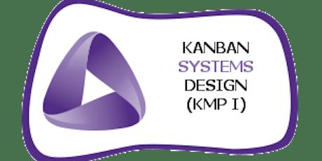 Kanban System Design – KMP I  2 Days Training in Boston, MA tickets