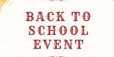 Prominent Generations 3rd Annual Back to School Event