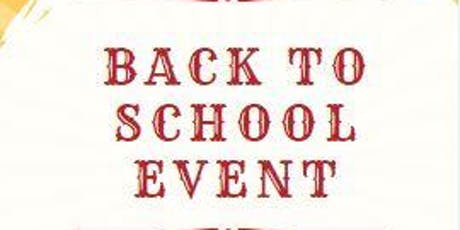 Prominent Generations 3rd Annual Back to School Event tickets