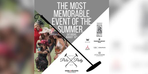 5th Annual Seattle Polo Party presented by Rolls-Royce Motor Cars of Bellevue