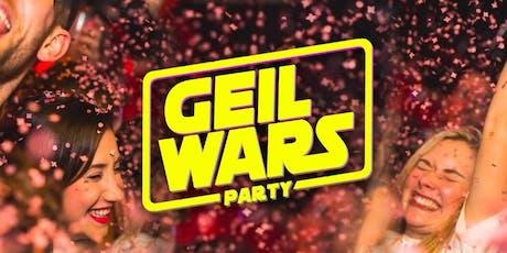 GEIL WARS Party * 31.08.19 * Grüner Jäger, Hamburg Tickets