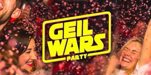 GEIL WARS Party * 07.12.19 * Grüner Jäger, Hamburg