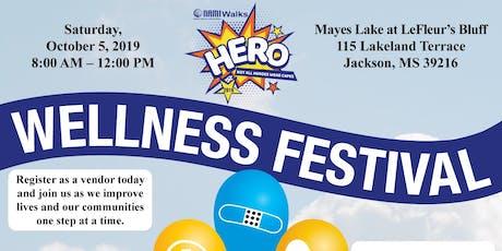 National Alliance on Mental Illness - MS Annual Walk Wellness Festival 2019 tickets