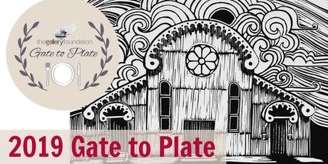 The Gallery Foundation presents Bendigo Bank Gate to Plate tickets
