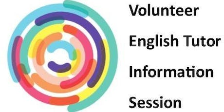 Croydon Information Session - Volunteer Tutoring with Melbourne AMEP tickets