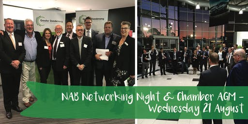NAB Networking Night and Chamber Annual General Meeting