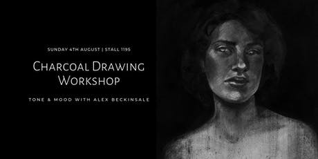Tone & Mood | Charcoal Drawing Workshop tickets