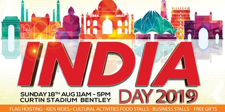 India Day 2019 tickets