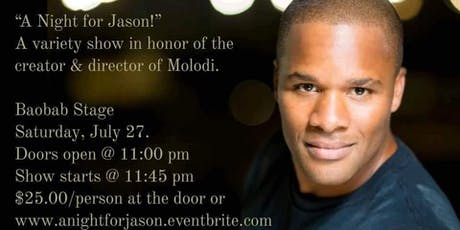 A Night for Jason tickets