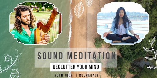(Brisbane) Declutter your Mind - Sound Meditation