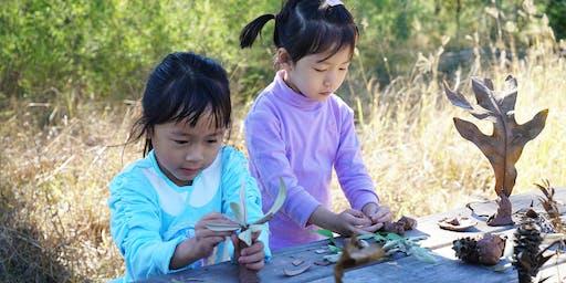 Nature & Art - Eco Art for Kids