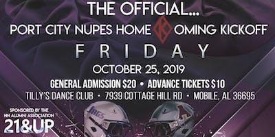The Official Eta Nu Alumni Homecoming Kickoff Party (USA Homecoming 2019)