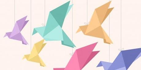 Origami Fridays - CoastCanCare tickets