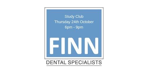 Finn Dental Specialists: Study Club (October)