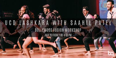 UCD Lashkara / Bay Area Workshop With Saahil Patel