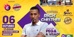 Rick Chesther em Araras !