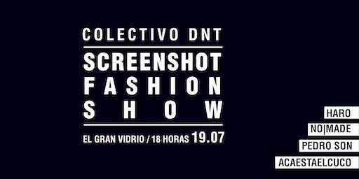 SCRENSHOOT Fashion Show