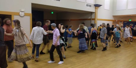 Hands Four Gender Free Contra Dance tickets