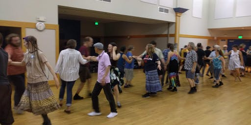 Hands Four Gender Free Contra Dance