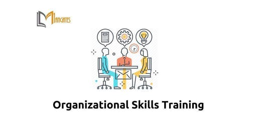 Organizational Skills 1 Day Training in San Jose, CA