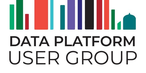 Data Platform User Group(JHB) - 13 Aug 2019
