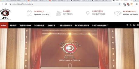 BLACK FILM FEST ATL (www.BlackFilmFestATL.org) tickets