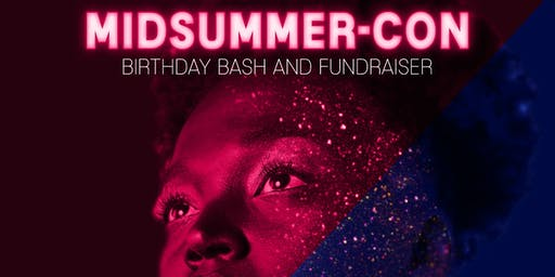Summer Con Birthday Bash!