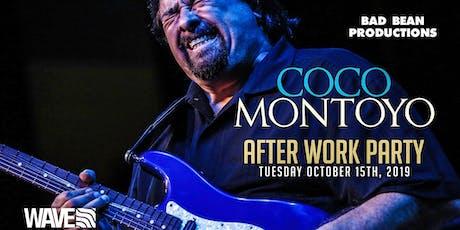 Coco Montoya tickets